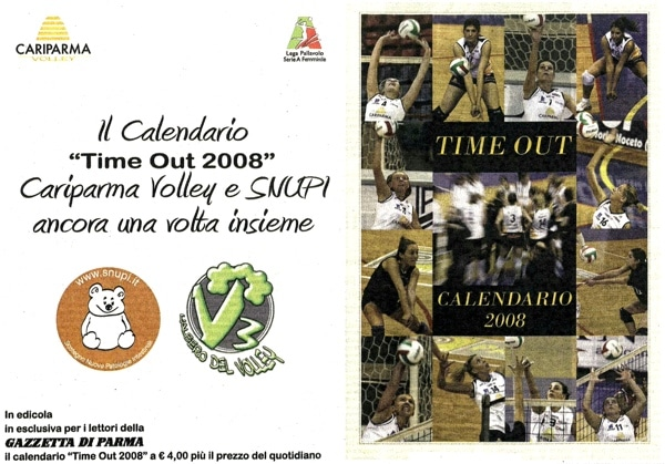 time out cariparma 2008