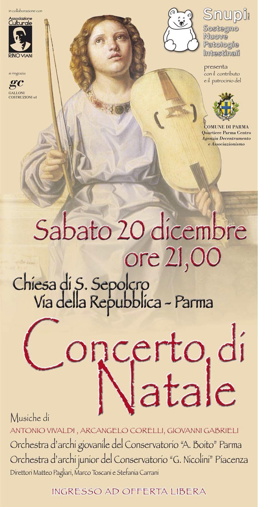 Concerto di Natale 08