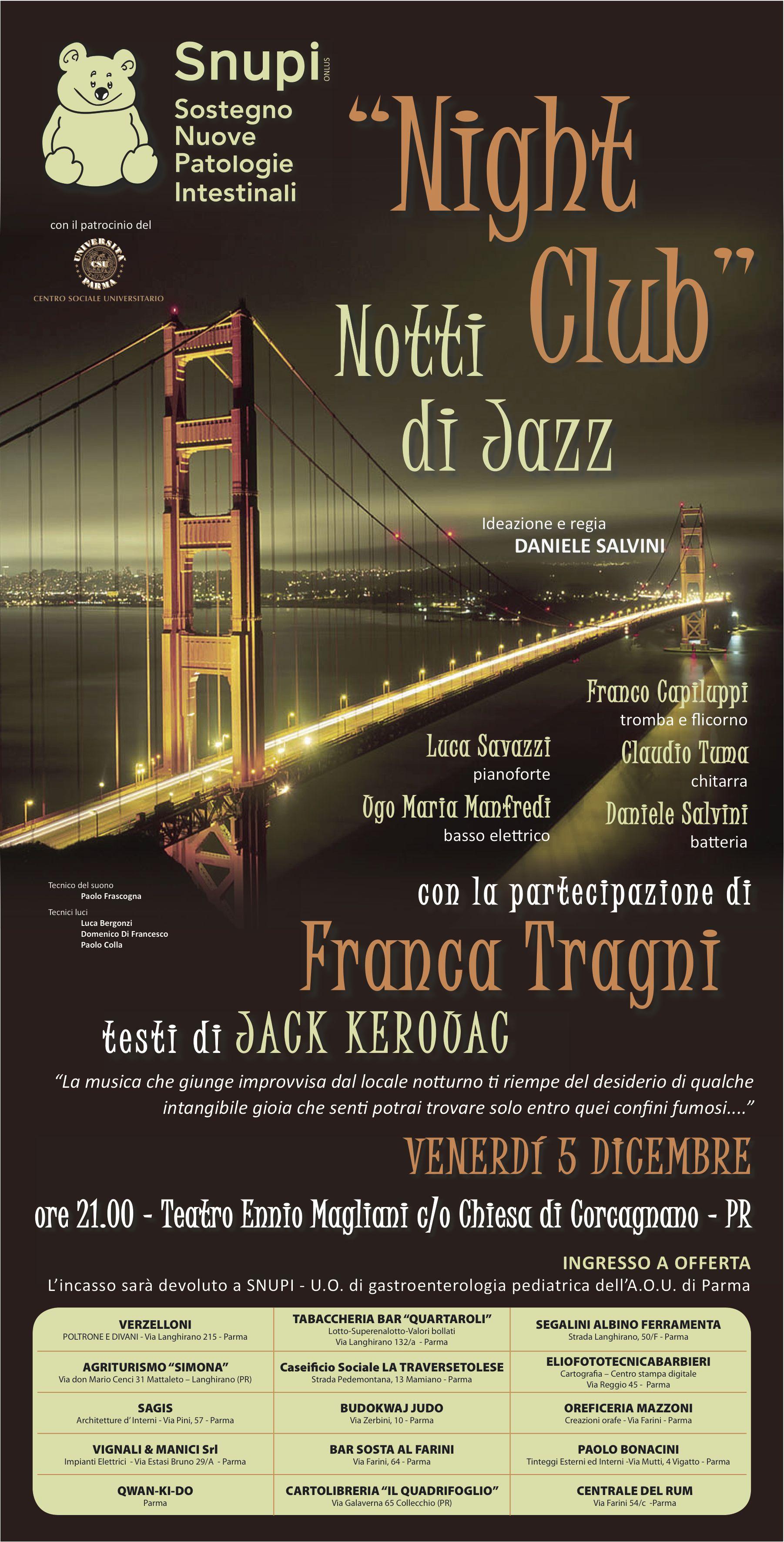 Night Club: Notti di Jazz