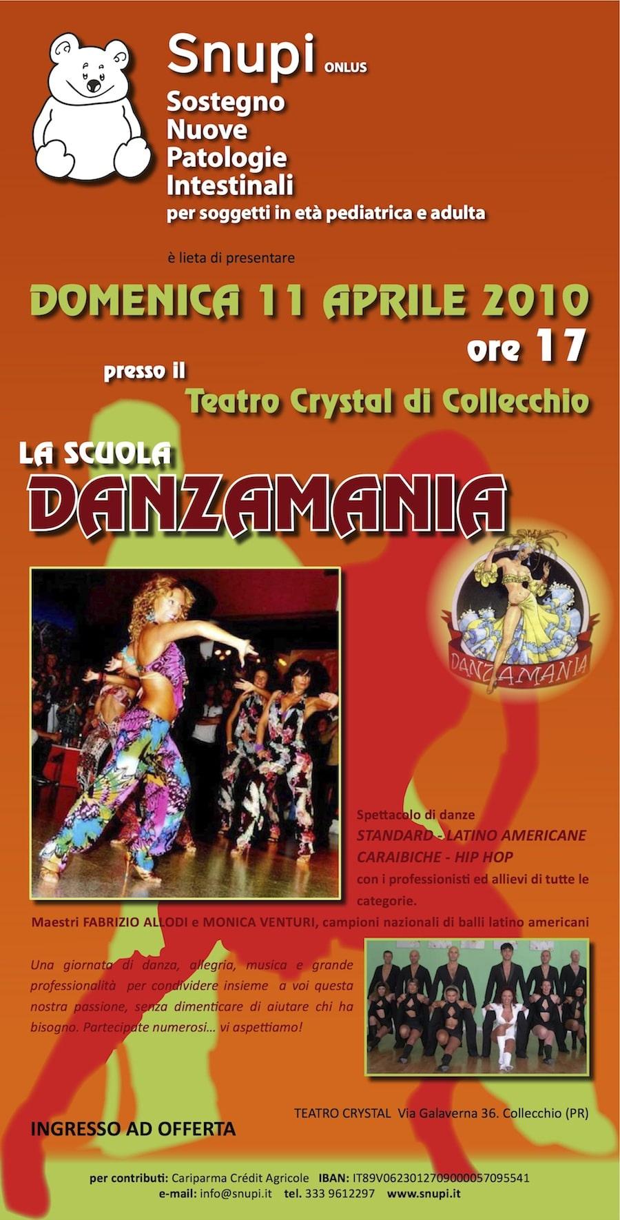 Danzamania