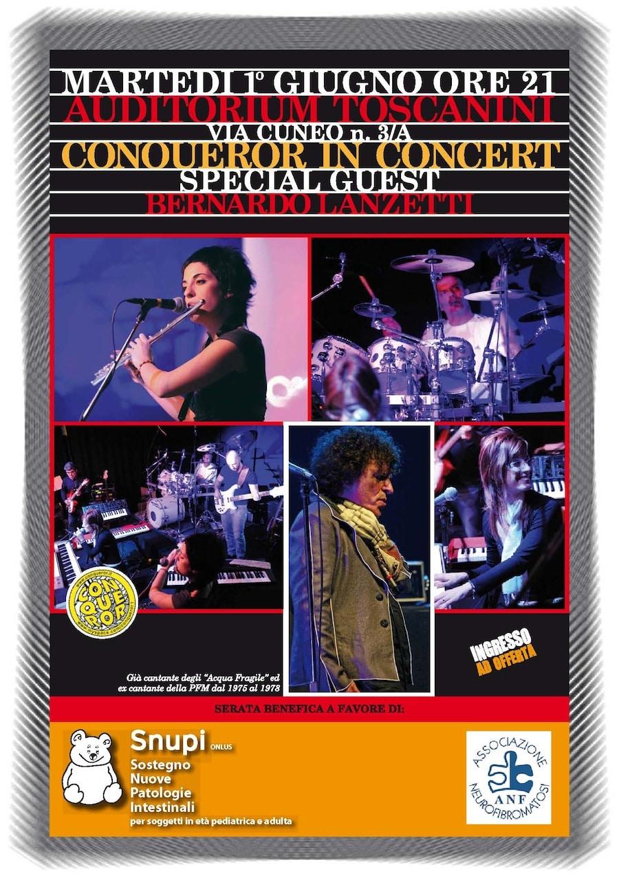 Conqueror in Concert