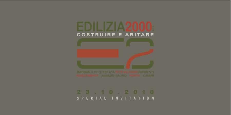 Edilizia 2000