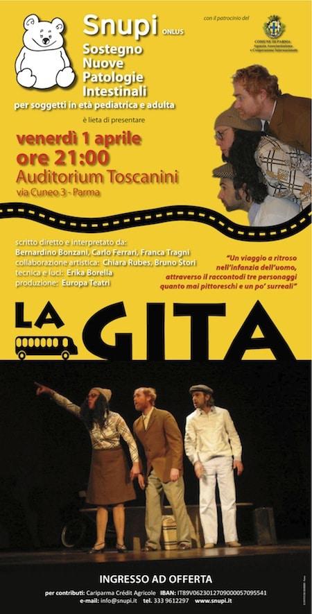 """""""La Gita"""": il primo evento Snupi del 2011!"""