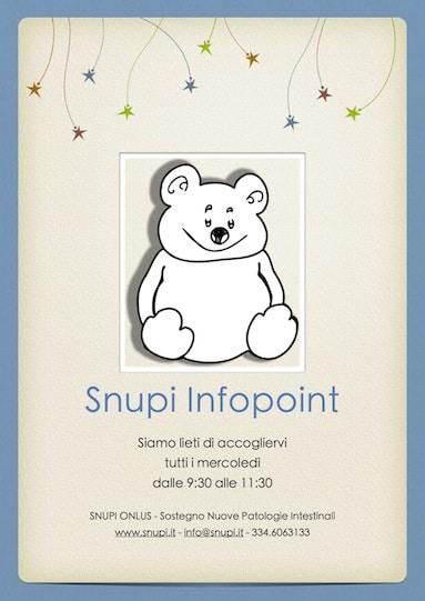 Inaugurato il nuovo Infopoint di Snupi