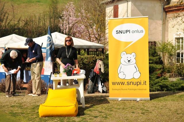 Generosa donazione a Snupi