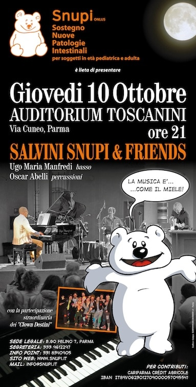 Salvini, Snupi & Friends