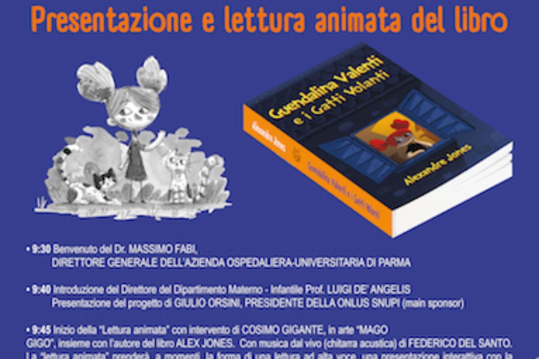 Guendalina Valenti e i Gatti Animati – Lettura animata