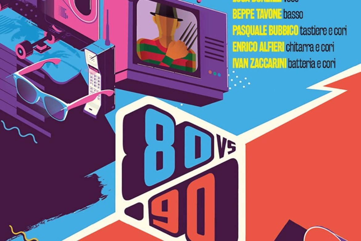 "80vs90: una ""sfida"" in musica!"