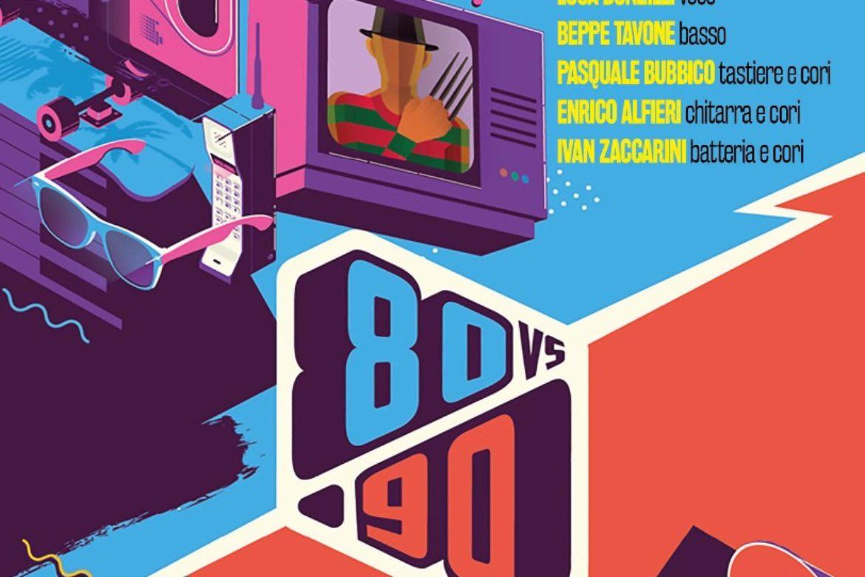 """80vs90: una """"sfida"""" in musica!"""