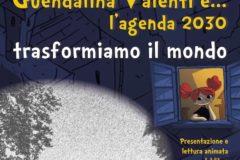 Guendalina Valenti e l'Agenda 2030