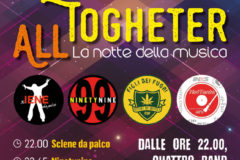 All together: la notte della musica
