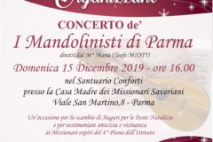 I Mandolinisti di Parma in concerto